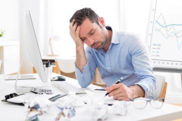 Stres la job